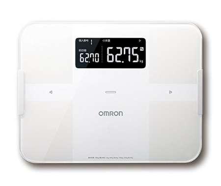 オムロン 体重体組成計 OMRON connect対応 HBF-256T