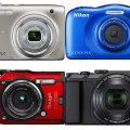 人気のコンパクトデジタルカメラ(デジカメ)