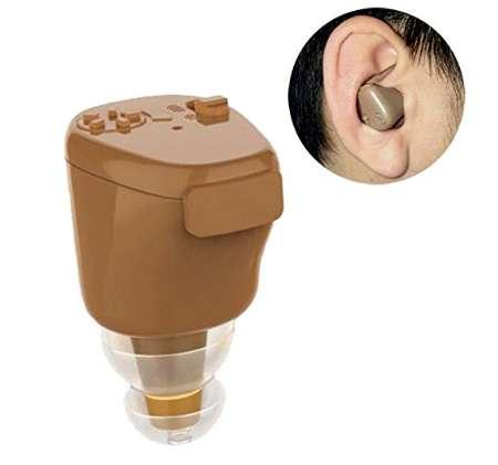 Timbon 耳穴タイプの集音器 AL-001