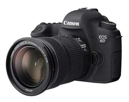 キヤノン デジタル一眼レフカメラ EOS 6D