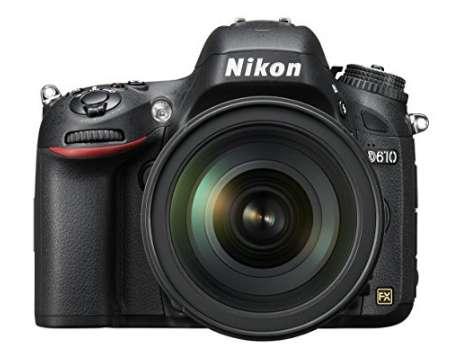 ニコン デジタル一眼レフカメラ D610
