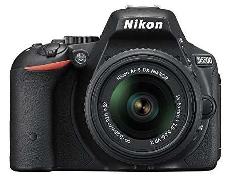 ニコン デジタル一眼レフカメラ D5500