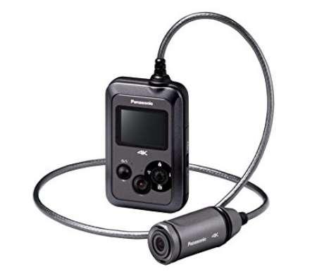 パナソニック ウェアラブルカメラ HX-A500