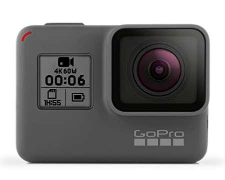 GoPro アクションカメラ HERO6 CHDHX-601