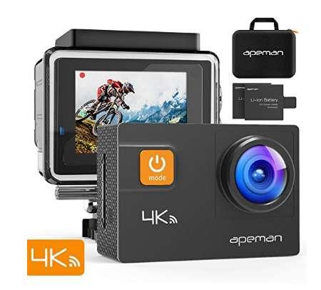 APEMAN アクションカメラ A80