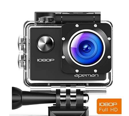 APEMAN アクションカメラ RBA66