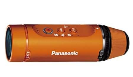 パナソニック ウェアラブルカメラ HX-A1H