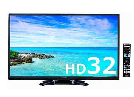オリオン 32V型 ハイビジョン 液晶テレビ BN-32DT10H