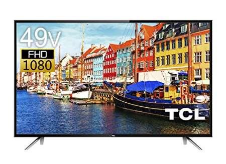 TCL 49V型 フルハイビジョン 液晶テレビ 49D2900F