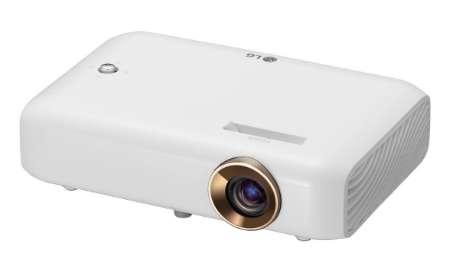 LG LEDポータブルプロジェクター PH550G