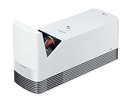 LG レーザー超短焦点プロジェクター HF85JG