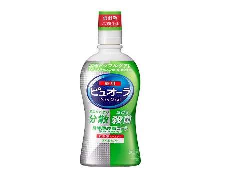 薬用ピュオーラ 洗口液 ノンアルコール