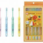 人気の子ども用歯ブラシ
