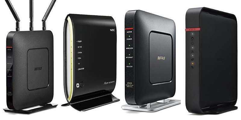 人気の一戸建て向けWi-Fiルーター(無線LAN)