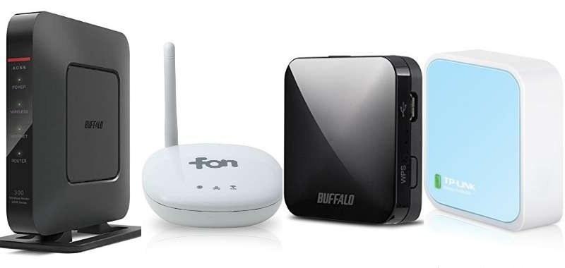 人気の一人暮らし向けWi-Fiルーター(無線LAN)