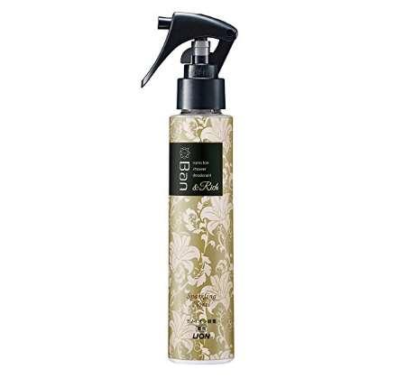 Ban シャワーデオドラント&Rich スパークリングフローラルの香り