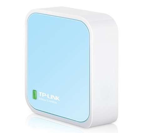 TP-LINK WIFI Nano 無線LAN ルーター TL-WR802N