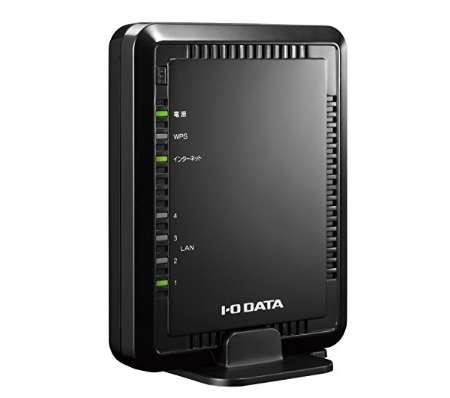 I-O DATA Wi-Fi 無線LAN ルーター WN-G300R3