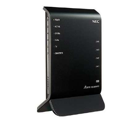 NEC Aterm WiFi 無線LAN ルーター WG1800HP3