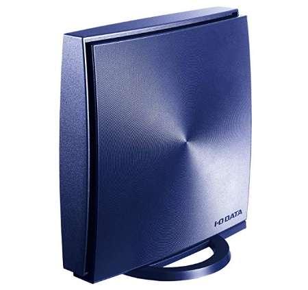 I-O DATA WiFi 無線LAN ルーター WN-AX1167GR2