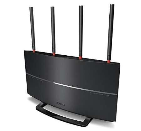 BUFFALO WiFi 無線LAN ルーター WXR-2533DHP2