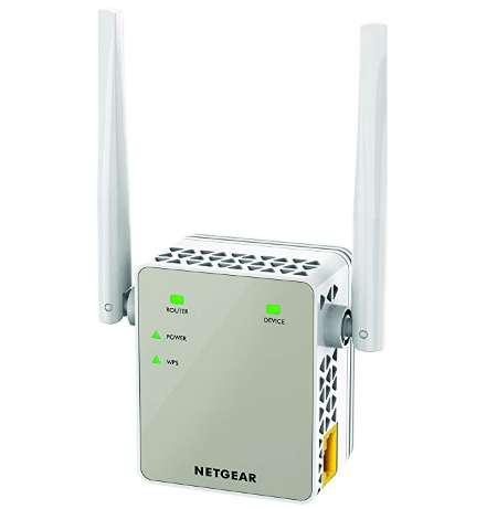 NETGEAR WiFi中継機 EX6120-100JPS