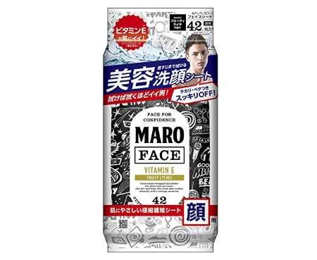 MARO デザイン フェイスシート グラフィティ