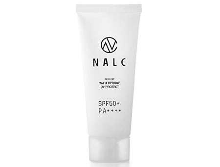 NALC ナルク パーフェクト ウォータープルーフ 日焼け止め ジェル