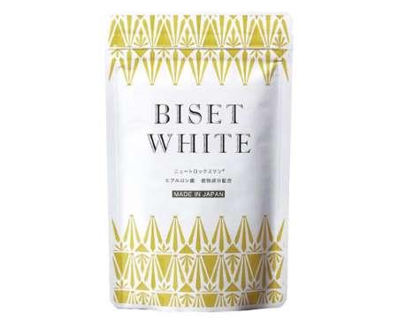 ビセットホワイト BISET WHITE