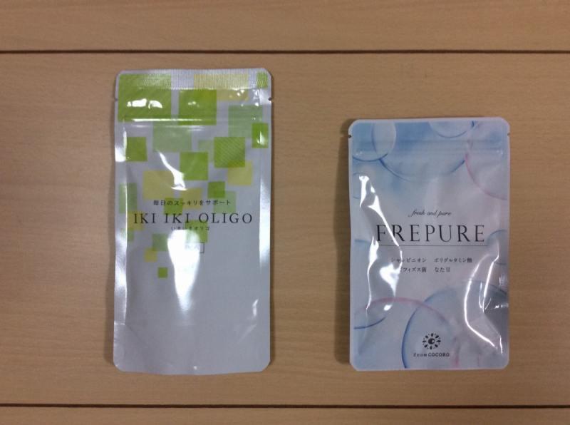 口臭体臭対策サプリメント「フレピュア」と「オリゴ糖」