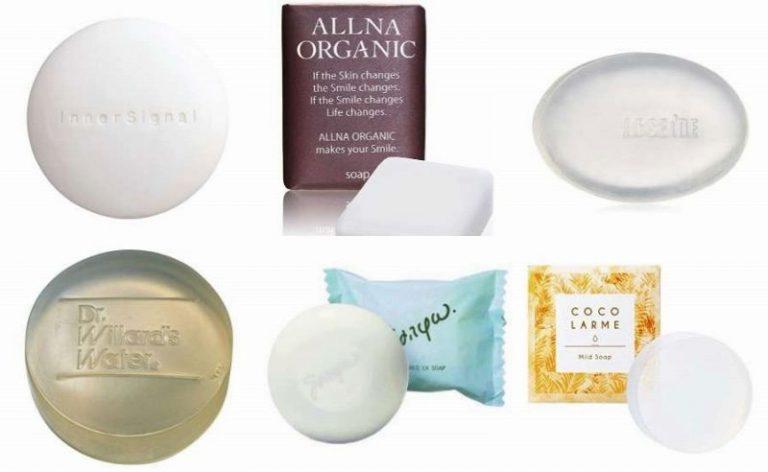 人気の敏感肌洗顔石鹸