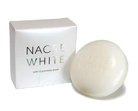 ネイカーホワイト 無添加 低刺激性 化粧石鹸