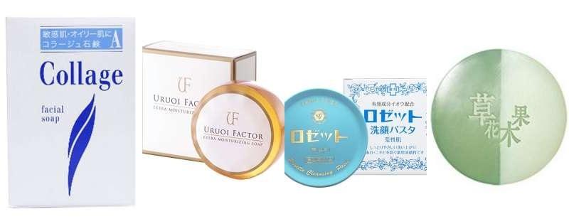 人気の脂性肌(オイリー肌)洗顔石鹸