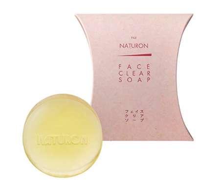パックスナチュロン フェイスクリアソープ 洗顔用固形石鹸