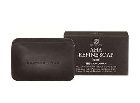 ドクターライン AHA 薬用リファインソープ