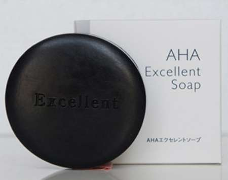 AHAエクセレントソープ 黒