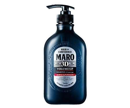 MARO(マーロ) 3Dボリュームアップ シャンプー EX