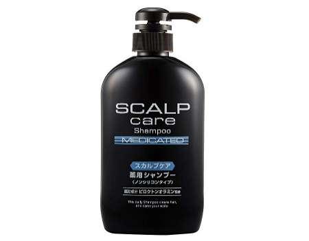 熊野油脂 スカルプケア薬用シャンプー