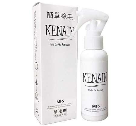 KENAIN 除毛剤 簡単除毛 低刺激 男女兼用