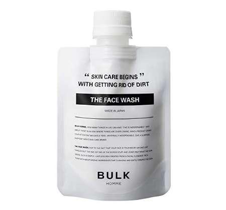 バルクオム BULK HOMME THE FACE WASH 洗顔料