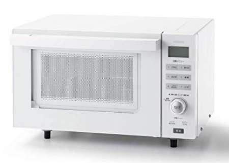 ツインバード センサー付フラットオーブンレンジ 18L DR-E852