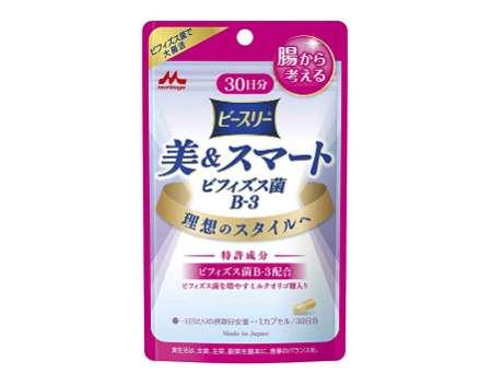 森永乳業 美&スマート ビフィズス菌B-3