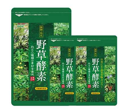 seedcoms シードコムス 野草酵素