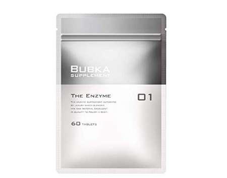 BUBKA ブブカ サプリメント THE ENZYME ザ エンザイム