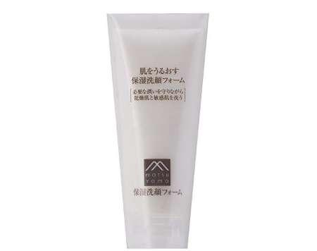 肌をうるおす保湿スキンケア 肌をうるおす保湿洗顔フォーム