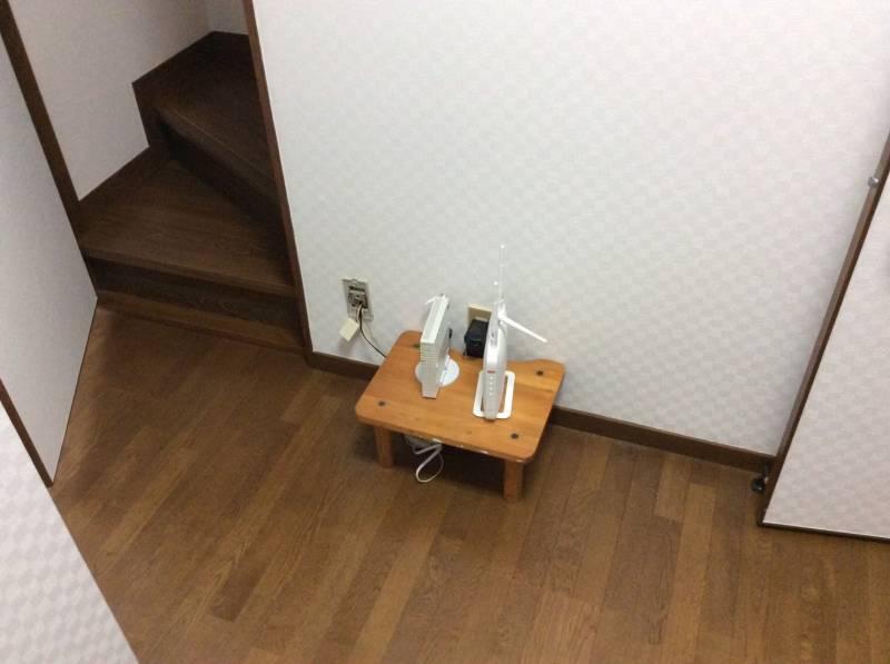 京都上桂シェアハウス コモンホーム1号館のWi-Fi設備