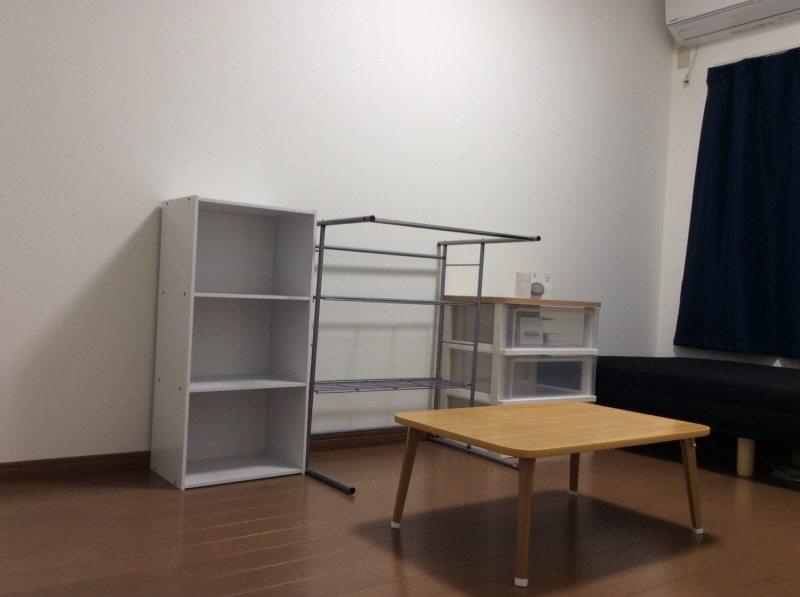 京都上桂シェアハウス コモンホーム1号館の101号室