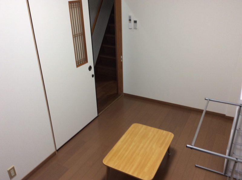 京都上桂シェアハウス コモンホーム1号館の101号室の出入り口