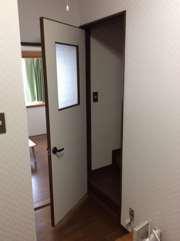 京都上桂シェアハウス コモンホーム1号館の301号室のドア