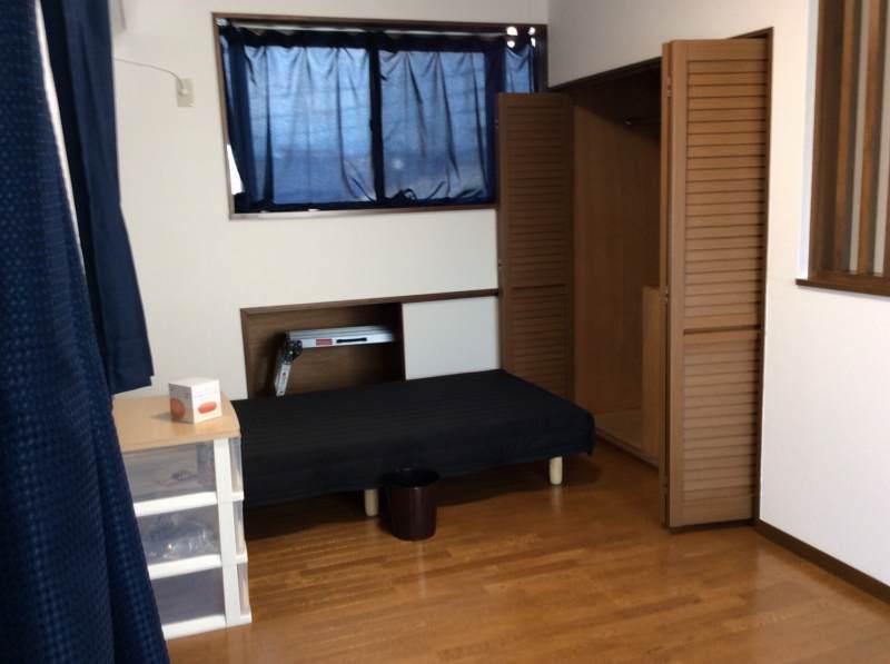 京都上桂シェアハウス コモンホーム1号館の301号室